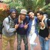 Pharrell en studio avec... - Ao�t 2014
