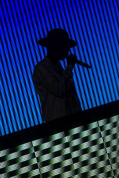 Pharrell and The Baes - The Dear G  I  R  L Tour - Festhalle - Francfort - 26 septembre 2014