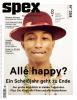 Pharrell - Spex magazine