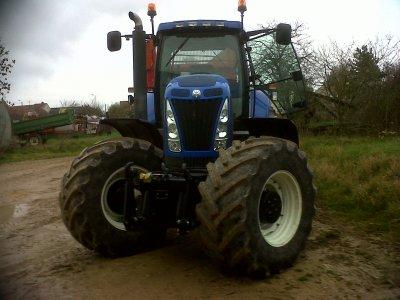 Meilleur tracteur agricole