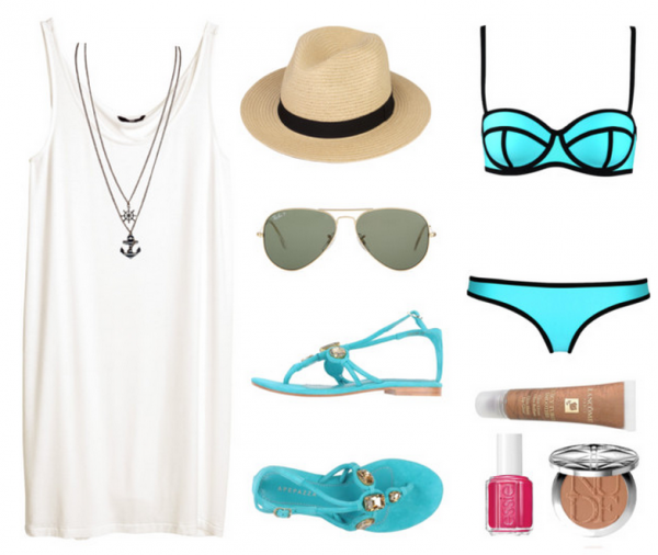Look pour la plage