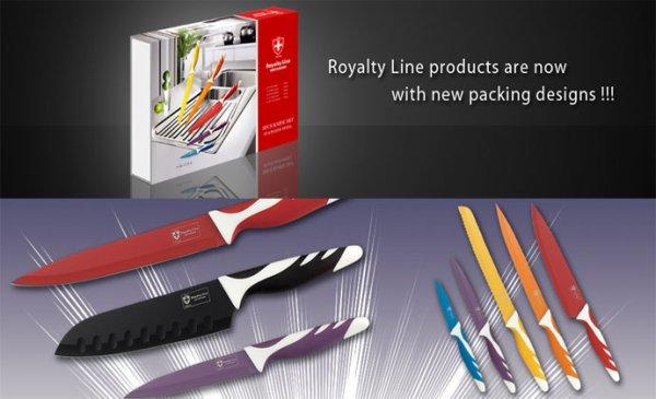 Royalty line 5 couteaux suisse de cuisine stainless - Chef de cuisine en suisse ...