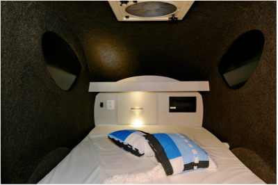 splash camp runner mini caravane couchage 2 places teardrop abridoo abridoo micro caravane the. Black Bedroom Furniture Sets. Home Design Ideas