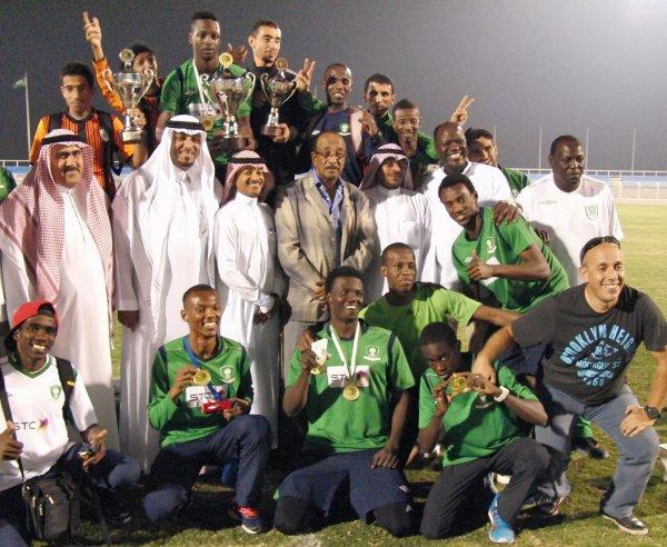 Al Ahly De Jeddah Champion D 39 Arabie Saoudite Athletics Athletisme