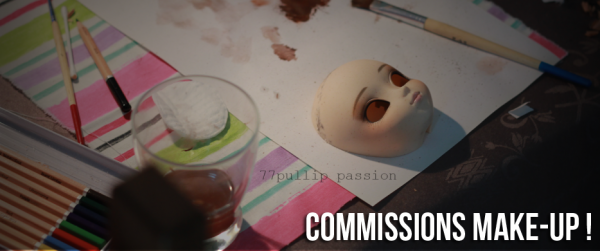 Commissions Make-up | OPEN