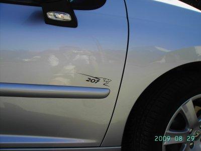 10 me modif stickers autocollants lion peugeot sport wrc 207 15cm ma lionne. Black Bedroom Furniture Sets. Home Design Ideas