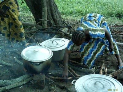 Les arts culinaires traditionnels : un enjeu sociologique et identitaire en R�publique du Congo