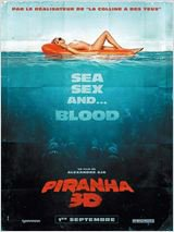 """Piranhas 3D"" : critique du film."