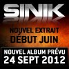 NOUVEL ALBUM LE 24 SEPTEMBRE 2012