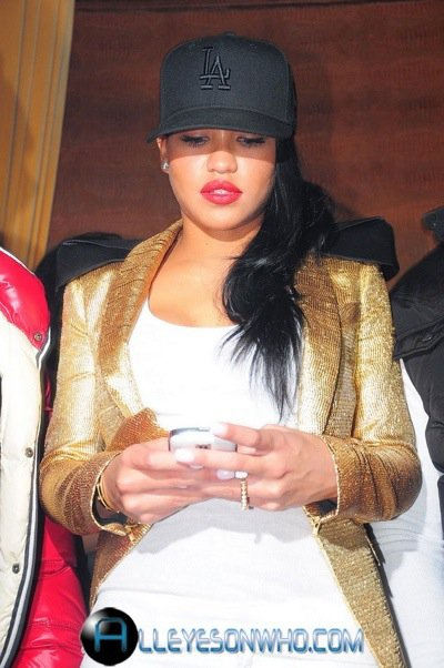 Cassie n 39 est pas enceinte the official skyblog of cassie for P diddy maison