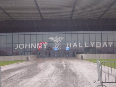 JOHNNY tour 66 HALLYDAY  les 1er dates de la tourn�e