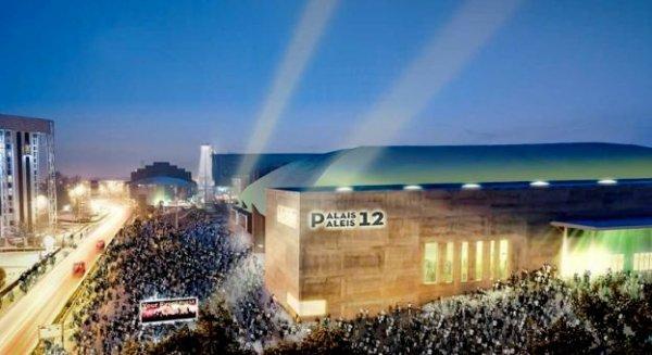 la plus grande salle de spectacle de bruxelles ouvre ses portes quot palais 12 quot de