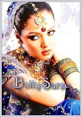bolly-saree