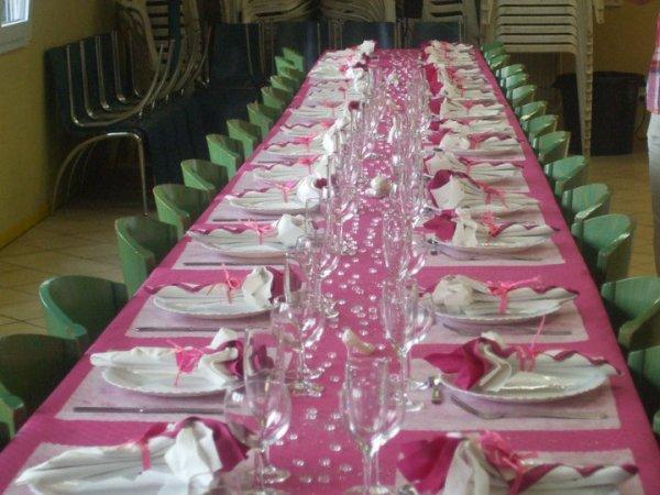 D coration de table faite pour un bapteme sur le th me les h roines de disney blog de sandy - Decoration de table pour bapteme ...
