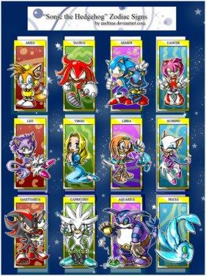 Sonic et ses amis blog de shadow81000 - Dessin de sonic et ses amis ...