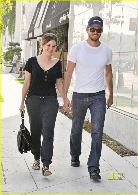 sophia bush dating austin nichols