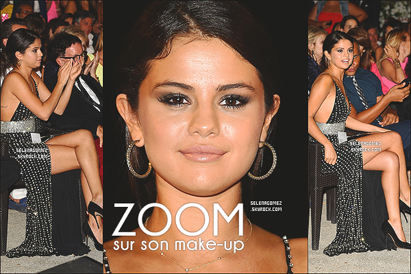 # 19/07/14 - Selena au Ishia Global Film & Music Festival (sa derni�re soir�e en Italie)  #