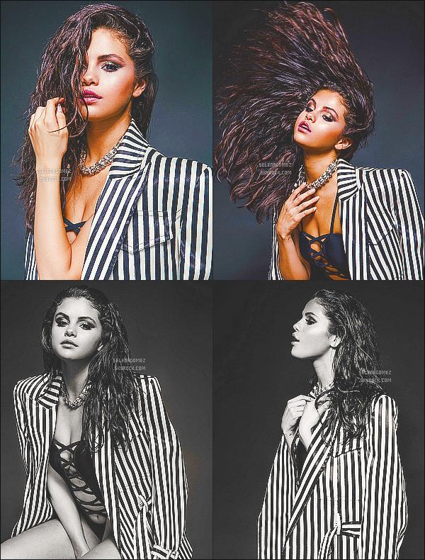 �  • • D�couvrez un nouveau photoshoot de Selena pris par le photographe Aris Jerome.