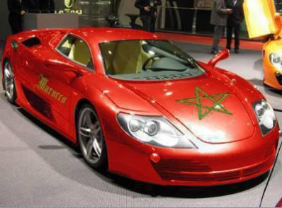 c lamborghini marocaine les plus belle voitures de. Black Bedroom Furniture Sets. Home Design Ideas