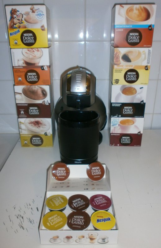 test de la nouvelle dolce gusto melody automatique pour les initi s blog de maliabby. Black Bedroom Furniture Sets. Home Design Ideas