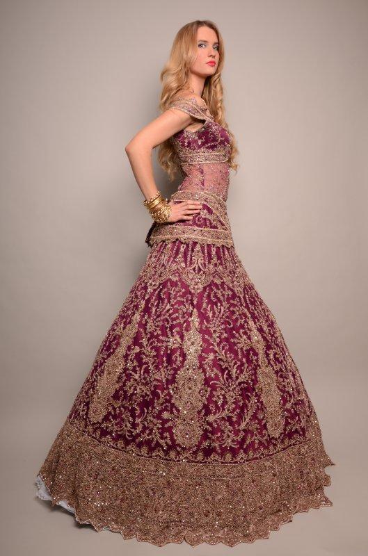 keswa tunisienne haute couture - Dubaï Event Fayçal