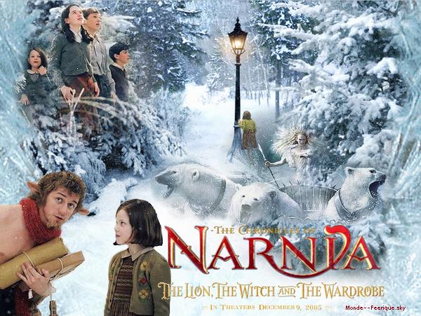 Articles de monde feerique tagg s narnia chroniques - Narnia le lion la sorciere blanche et l armoire magique ...