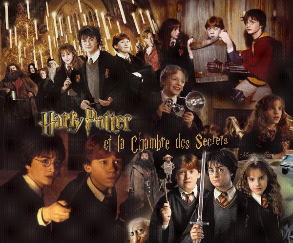 Harry potter et la chambre des secrets chroniques - Harry potter et le chambre des secrets streaming ...