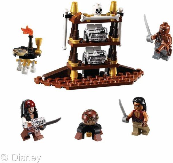 les sorties lego pirates des caraibes 4195 queen anne 39 s. Black Bedroom Furniture Sets. Home Design Ideas