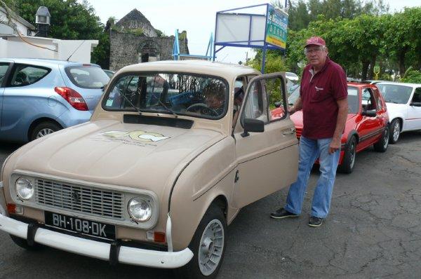 Notre mascotte l 39 autre voiture des copains cr ole for Garage renov auto