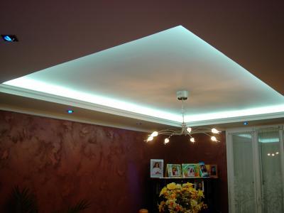 Spot encastrable et plafond pvc tours devis materiaux maison 100m2 entrepri - Spot plafond castorama ...