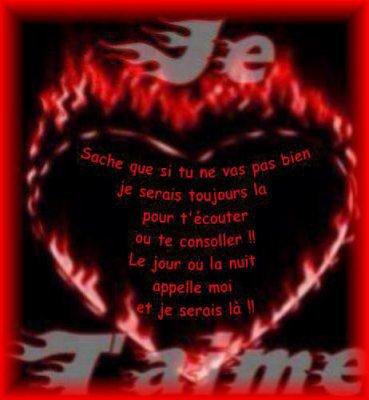 Un petit message a mon ti coeur d 39 amour blog de mamabikers - Un gros coeur d amour ...