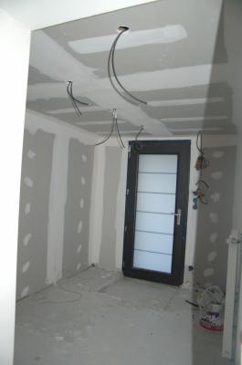 Le hall d 39 entr e agrandissement de notre maison - Photo hall d entree maison ...