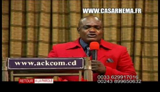 Pr�dication avec ev� Mukuna Pascal