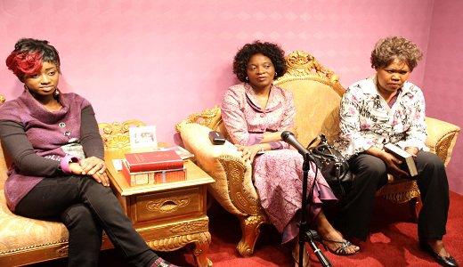 casarhema re�ois Ap�tre Tina de l'Angola