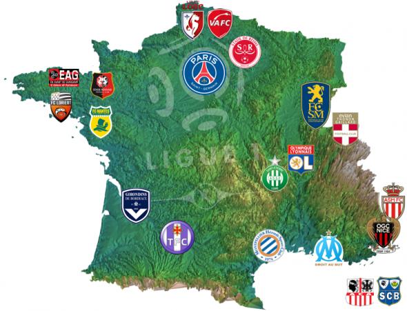 Battle sp�cial Club Ligue 1 !