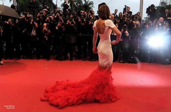 Festival De Cannes 2012 Cheryl Cole Sur Le Tapis Rouge Lors De La Premi Re Du Film Amour