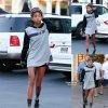 Willow Smith aper�ue dans les rues de la Californie. ( jeudi (28 Ao�t) � Calabasas, en Californie. )