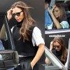 Victoria Beckham aper�ue dans les rues de Londres. ( vendredi apr�s-midi (Ao�t 29) � Londres, en Angleterre. )