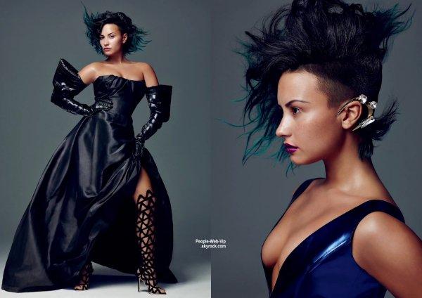 Demi Lovato fait une apparition dans le num�ro de Janvier du magazine Allure.  Qu'en pensez vous?