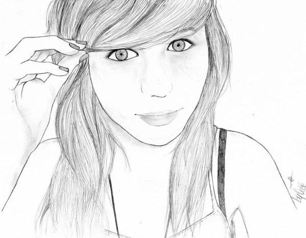 Comment dessiner une fille réaliste