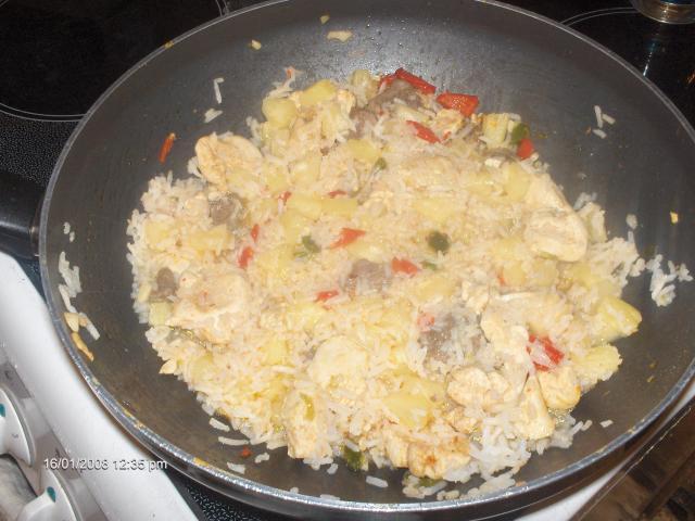 riz a l'indon�sienne