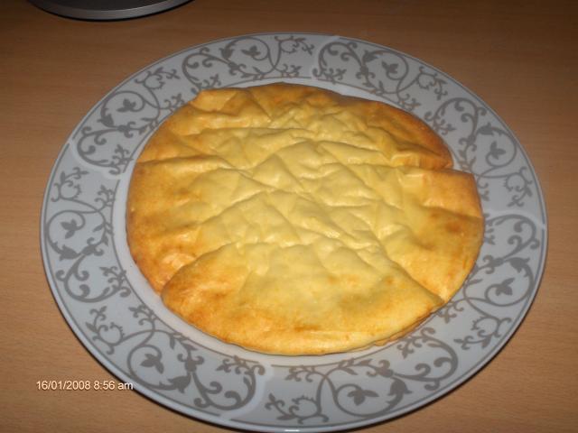 g�teau l�ger au fromage blanc