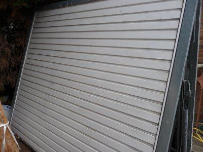 Porte de garage occasion - Porte de garage enroulable d occasion ...