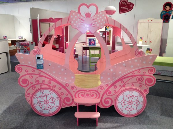Futur carrosse de ma princesse lol my sweet dream - Lit carrosse de princesse ...
