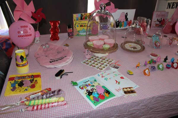 D Coration Barbapapa Anniversaire Blog Id Es D Co