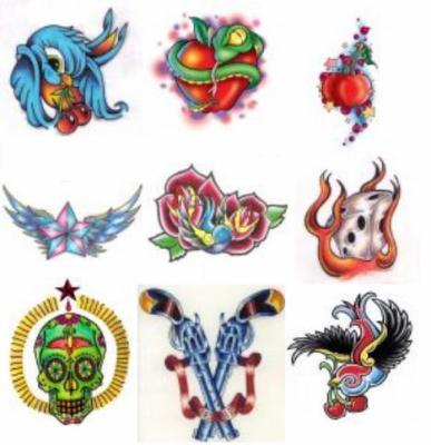 Les styles de tattoo new school custom pour tout savoir sur l 39 art du tatouage - Dessin new school ...