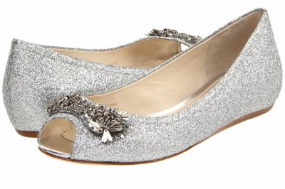 Cute Flat Wedding Shoes 2012 Flat Wedding Shoes