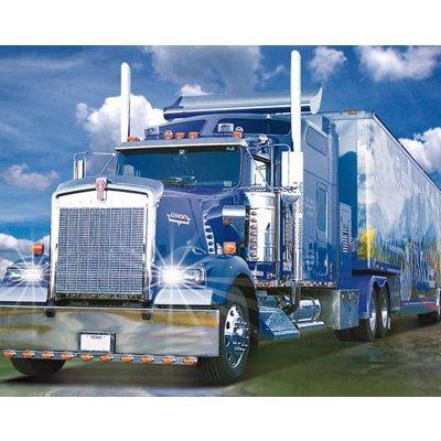 Blog de leroutier55190 recherche petase for Camion americain interieur