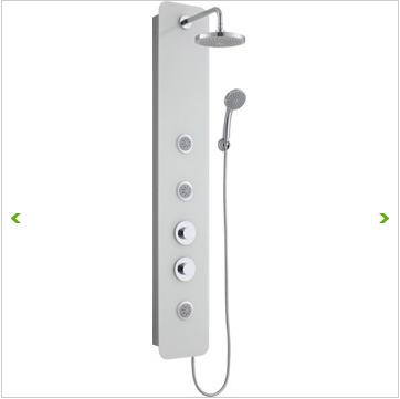 colonne de douche hydromassante leroy merlin colonne de douche et bain hydromassante sans. Black Bedroom Furniture Sets. Home Design Ideas