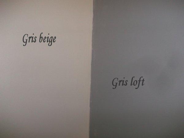 Week end du 9 10 11 et 12 novembre 2012 for Deco chambre beige et gris